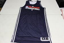 NBA REAL JERSEY NBA Reversible Practice Philadelphia 76ers jersey XL 2XL +2 NEW