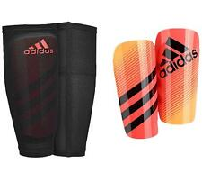 adidas Ghost Guard Shinguards Shin Guards Compression Sleeves S06992 Solar Red
