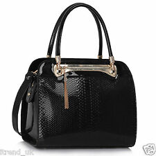 Womens Designer Shoulder Bags Ladies Handbags New Leather Evening Tote Large