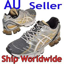 ASICS GEL KINSEI 4 MENS silver-gold / Limited Stock Left / Running Shoes