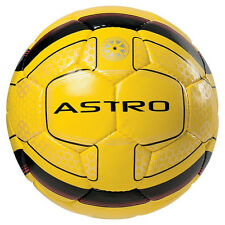 Precision Astro Football Fluo Yellow/Black Ball PU Outer Polyester Linings
