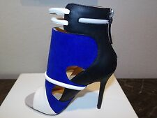 GWEN STEFANI AUTHENTIC GX HEELS SIZES  7, 8 ,8.5 ! BLUE & WHITE NWB M STILETTOS
