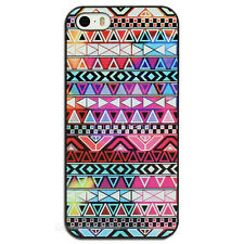NEW Colourful Aztec Totem Hard Back Case for Apple iPhone Cover