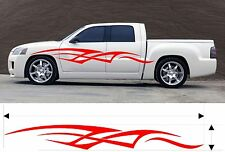 VINYL GRAPHIC DECAL CAR TRUCK BOAT KITS CUSTOM SIZE COLOR VARIATION F3-110