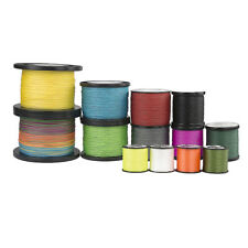 1000M 8 Strands Power Braid Fishing Line 1094 Yards PE Dyneema Spectra 10-300LB