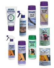 Nikwax TX Direct, Tech Wash, Fabric & Leather proof,all your waterproofing needs