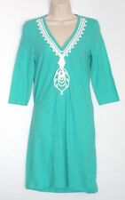NWT MSRP $118 - LILLY PULITZER Tidewater Tunic Dress, Seafoam Green, Sizes XS  S