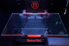New Makerbot Replicator 2 Glass Build Plate Upgrade 3D Printer Bed Kit