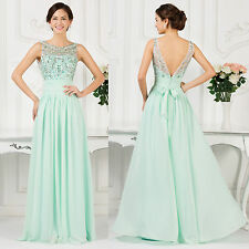 NEW YEAR SALE Long prom dresse Cocktail ball gowns bridesmaid dresses Plus Size