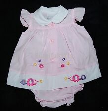 Premature Newborn Baby Girls Summer Dress Pants Set Tiny Baby *One Supplied*