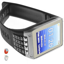 "N6 Smart 1.7"" Touch Screen Smart Unlocked Watch Phone with Bluetooth MP3 Keypad"