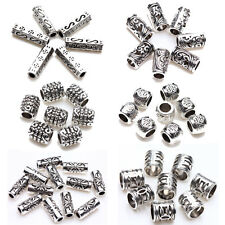 25/50/100Pcs Tibet Silver Various Carving Charm Connectors Jewelry Findings DIY