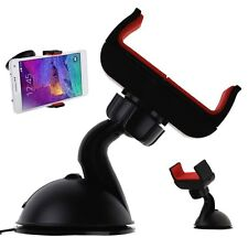Rotate Phone Adjustable Holder Car Windshield Mount For iPhone6 Samsung S6 GPS