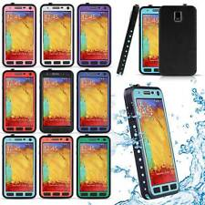 PC Waterproof Shockproof Dirt Snow Proof Case Cover For Samsung Galaxy Note 3