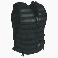 SOG Tactical Utility Vest MOLLE Equipped Black Heavy Duty SWAT Police Military