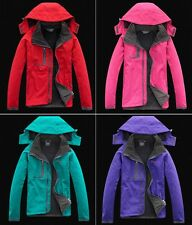 NEW Women Waterproof Breathable Soft Shell Jacket  Outdoor Jacket Creeper