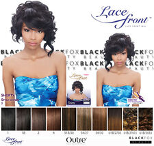 OUTRE SYNTHETIC LACE FRONT WIG [SHORTY]