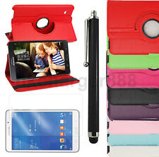 """3in1 Rotated PU Leather Stand Case Cover For Samsung Galaxy Tab 4 7.0"""" T230 T231"""
