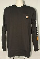 Carhartt Impact T-Shirt Long Sleeve Mens Style 100015 New NWT 2nds