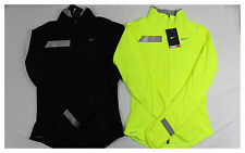 NIKE ELEMENT SHIELD JACKET WOMEN NWT 596449 BLACK OR YELLOW SIZES XS/S/M/L
