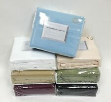 5pc SPLIT QUEEN Brushed Microfiber Sheet Set - ALL COLORS