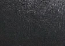 Bonded Leather - Calfskin - Black - Upholstery/Automotive/Apparel Fabric