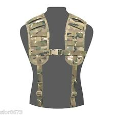 Load Bearing MOLLE Harness with Back Panel Warrior Assault Systems PALS Belt rig