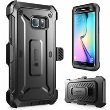 Samsung Galaxy S6 Edge Case Cover without Screen Protector Supcase Belt Holster
