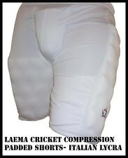 CRICKET BATSMAN PERFORMANCE GEAR - PADDED BATTING SHORTS - PADMAN