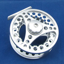 3/4 5/6 7/8 Aluminum Fly Fishing Reel Adjustable Drag 75mm 85mm 95mm Diameter