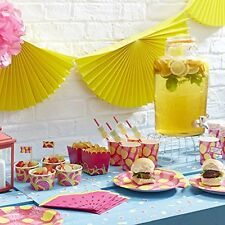 Summer Fruits, Hawaiian,Tropical, BBQ, Party - Plates, Cups, Napkins, Pineapples