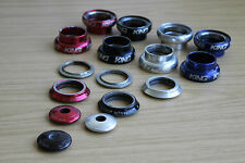 """Chris King Headset Spares Nothreadset 1 1/8"""" Threadless Parts Cups Race Choice"""