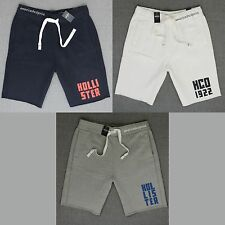 HOLLISTER BY ABERCROMBIE NEW MENS ATHLETIC SHORTS,NAVY BLUE,GRAY.WHITE,NWT