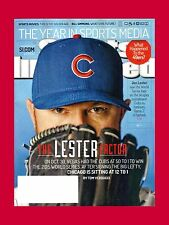 Sports Illustrated~CUBS' ODDS ARE 50-1 TO WIN 2015 WORLD SERIES!!! Dec. 22, 2014