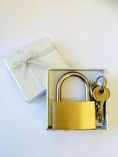 Wedding Gift Lock Box : ... LOVE LOCK PADLOCK. ANNIVERSARY, WEDDING,CHRISTMAS GIFT BOX