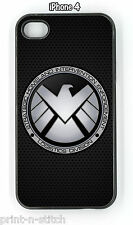 Agents of Shield Phone Case, iPhone / iPod Touch / 4 / 4S / 5 / 5C / 5S / 6 / 6+