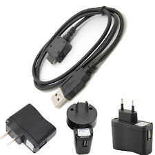 USB Wall Battery Charger power adapter data CABLE for HP iPAQ hx2410/hx2415_su