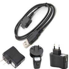 USB Wall Battery Charger power adapter data CABLE forHP iPAQ rx1950/rx1955 _bx