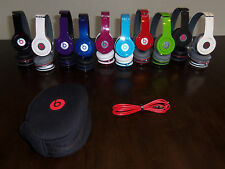 Beats Solo HD Beats by Dr. dre Compact Folding On-Ear Genuine Headphones