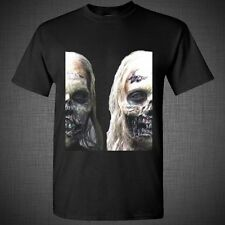 The Walking Dead Daryl Dixon Rick Zombie walkers scary scull T shirt Tank top