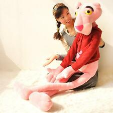 Pink Panther doll plush toys cloth gift Free Shipping