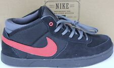 Nike Youth Boys MAVRK Mid 3 (GS) 525122-066 Black/Red/Dk Grey Brand New In Box