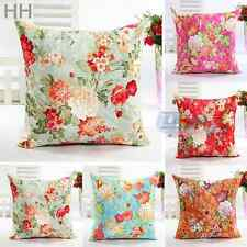 1pcs 45cm x 45cm Bed Decorative Country Style Suede Cushion Cover Pillow Case