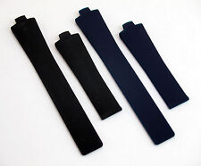Silicone Rubber Watch Strap/Watch Band to fit TAG Heuer Kirium gents watches