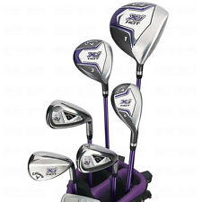 New 2016 Callaway XJ Hot Junior GIRLS Golf Set Ages 5-8 (Right & Left Handed)