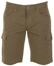 NEW HUGO BOSS khaki chino shorts olive green Schwinn 2 men sz 32 34 36 38 40