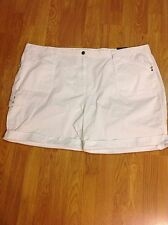 NWT Basic Editions Cuffed Pocket Shorts Various Sizes