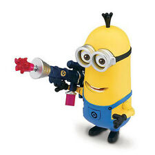 Despicable Me Minion Kevin Deluxe Action Figure With Rocket Launcher