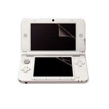 1x 2x Lot Top+Bottom HD Clear LCD Screen Protector Film For Nintendo 3DS XL/ LL