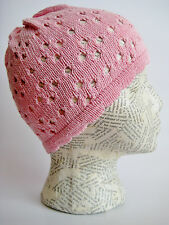 Light crochet spring hat for girls Frost Hats W65